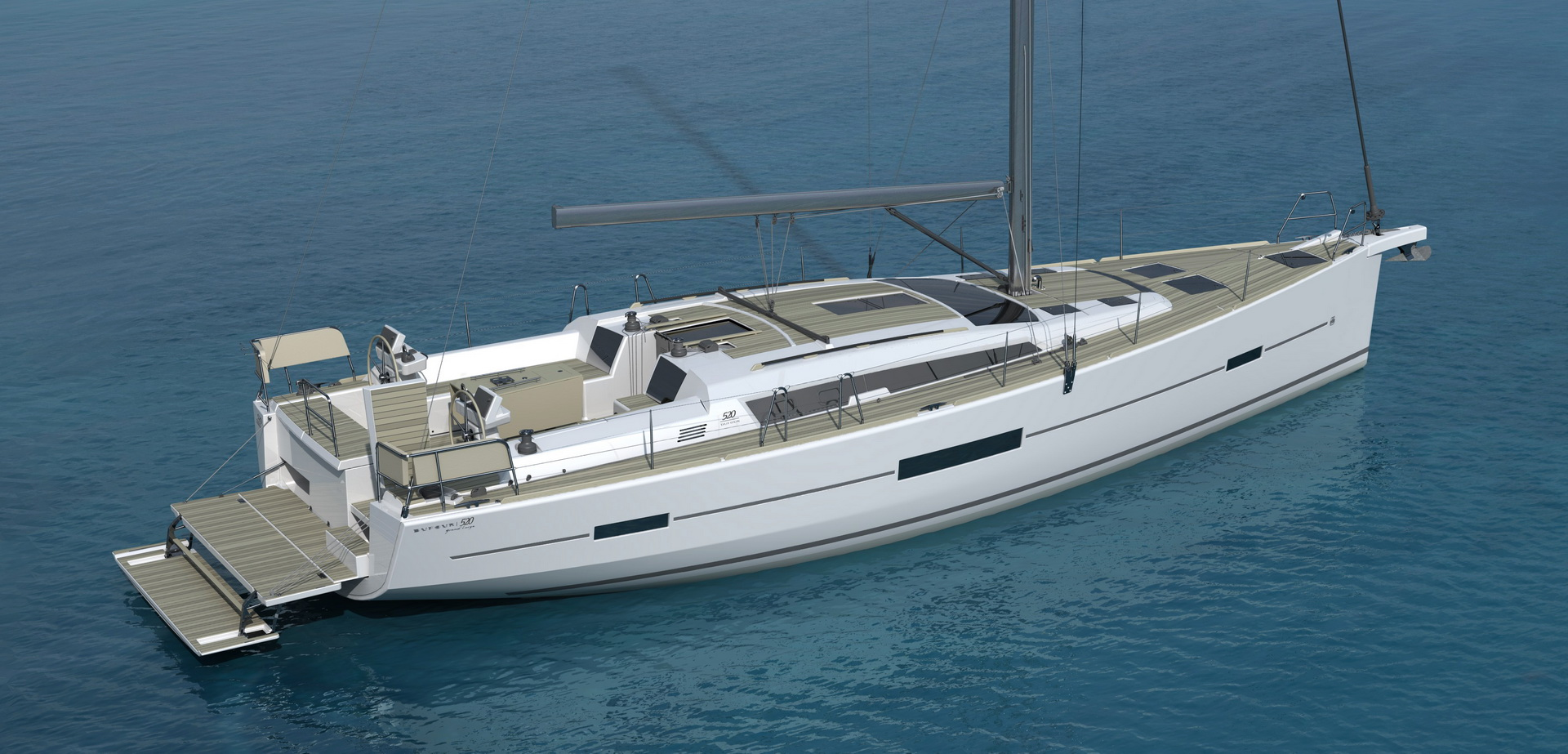 Dufour Yachts 520 picture