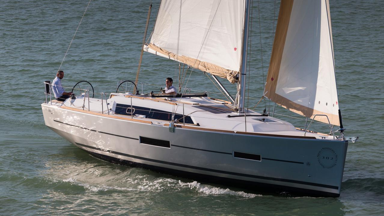 Dufour Yachts 382 picture
