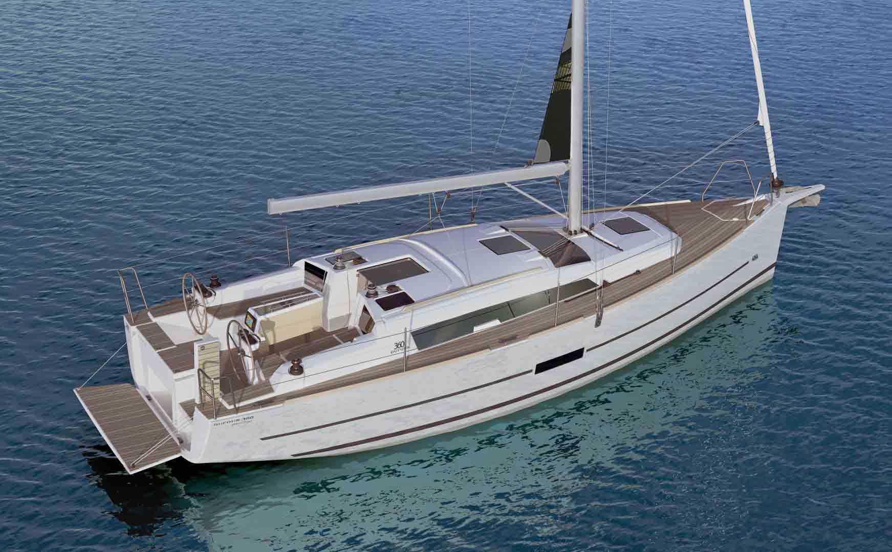 Dufour Yachts 360 picture