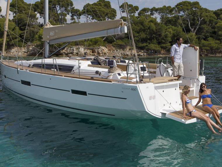 Dufour Yachts 460 GRAND LARGE picture
